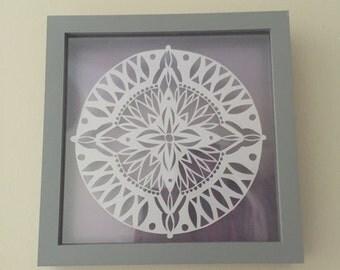Mandala Papercut