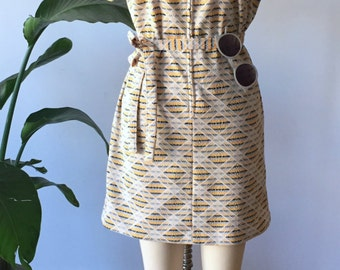 60's petite vintage dress
