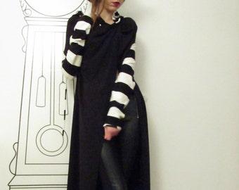 Long Sleeve Cardigan/ Irregular Cloak / Cardigan by FabraModaStudio / V805