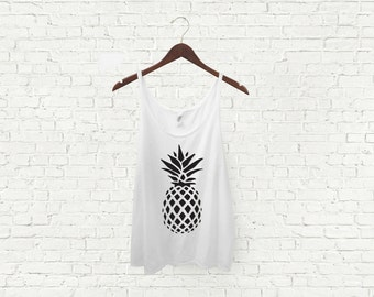 Pineapple - Womens Slouchy Tank