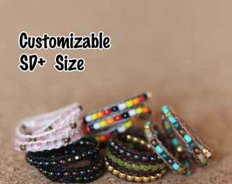 Custom SD+ Wrap Bracelet (PREORDER)