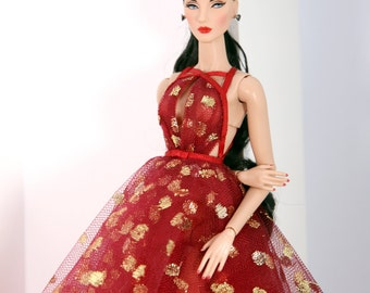 dress for fashion royalty , Poppy Parker, Silkstone Barbie, fr2 , 12'' Fashion Doll