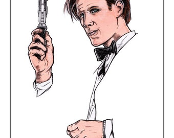 Doctor Who - The 11th Doctor - Matt Smith