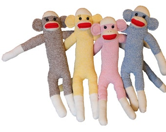 Sock Monkey Kit