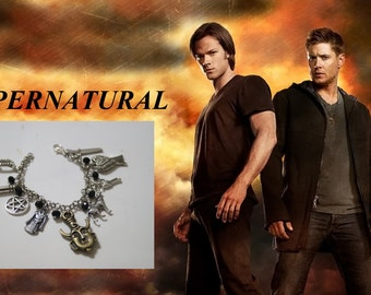 Bracelet inspired by the series Supernatural