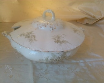 Burford's Porcelain Soup Tureen