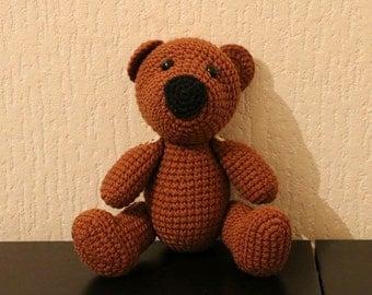 Stuffed, plush, doudou, Jeanene, Pooh,