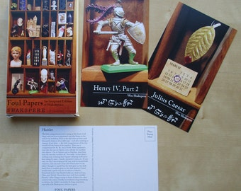 Shakespeare Postcards