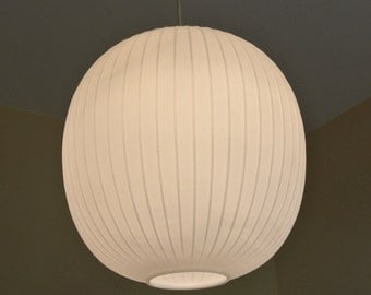 50s George Nelson ball lamp