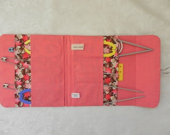 Circular Knitting Needle Case