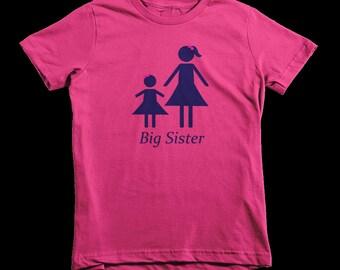 Big Sister, Sister T-shirt