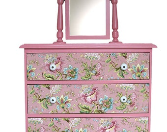"""Rosita"" vanity Dresser"