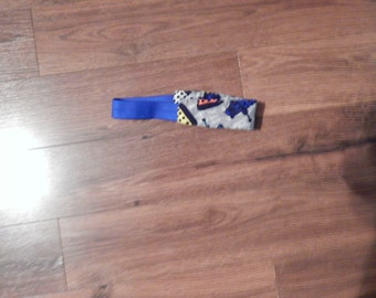 Dr. Who headband baby/toddler