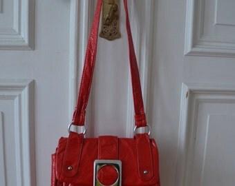 Vintage 1960s Mod handbag