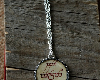 The Lord of the rings Necklace