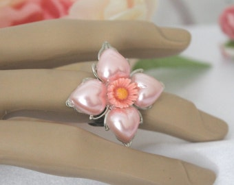 """Shop """"pearl ring"""" in Jewelry Sets"""