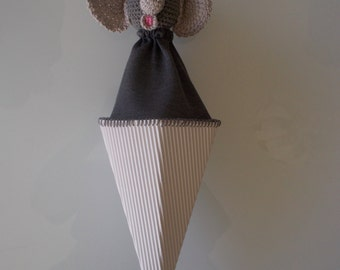 Cone ELEPHANT puppet