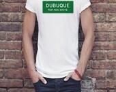 Love Knows No Color Dubuque T-shirt