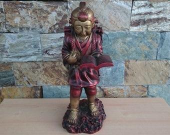 Vintage Statue of Ninomiya Sontoku