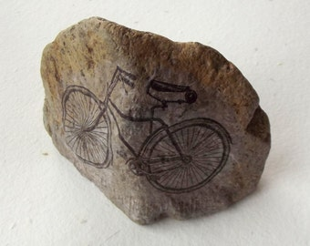 MENHIR, CYCLISTS, original trophy, gift