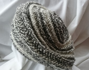 Grey Hat, slouchy style,