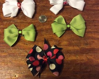 Small bows