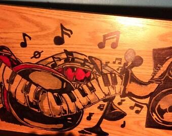 musical sensation