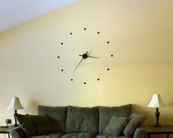 "Giant 36"" Wall Clock"