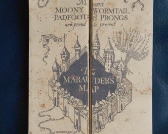 """Shop """"marauders map"""" in Art & Collectibles"""
