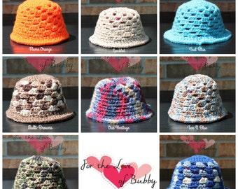 Newborn Sun Hat