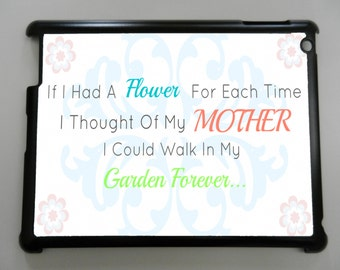 Custom IPad 2/3/4, IPad Mini/Mini2/Mini3, IPad Air/Air 2 Hard Back Case/covers. Mother's day gifts. Design your own by sending your quotes.