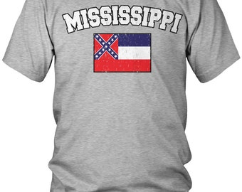 Mississippi state etsy for T shirts jackson ms