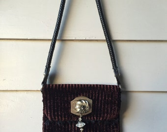 handwoven purse/bag