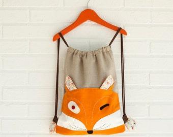 BABY BACKPACK Fox Paco