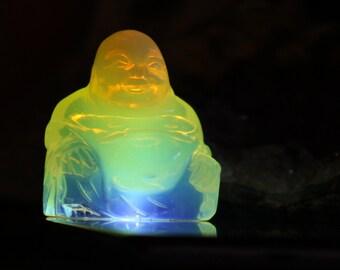 Opalite Crystal Buddha