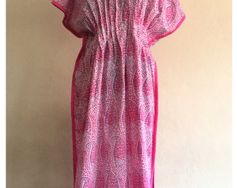 summer kaftan tunic