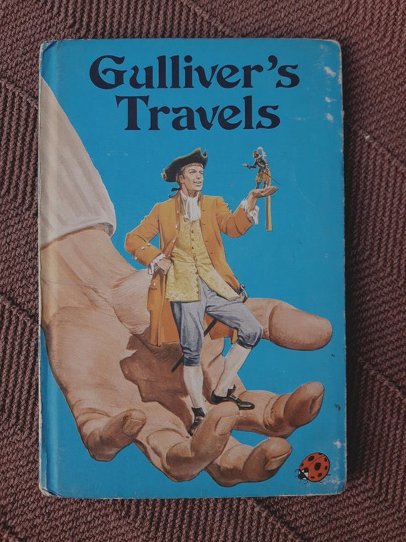 an analysis of the book gullivers travel Find all available study guides and summaries for gulliver's travel by jonathan swift if there is a sparknotes, shmoop, or cliff notes guide, we will have it listed here.