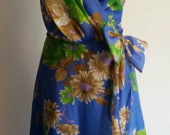 Sensacional vestido de los años '70 / Sensational 1970s dress