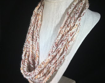 Handmade Scarf/Necklace - Many Colors - Made to Order
