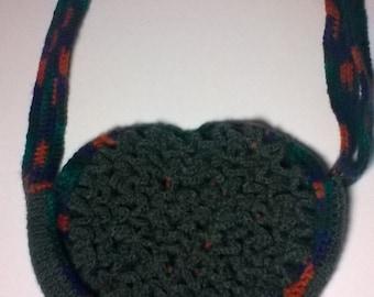 Wiggle Heart Shoulder Bag