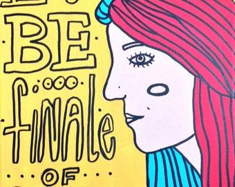Let be, BE Print