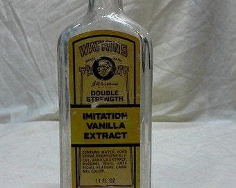 Watkins Bottle w/ Label-11oz-b28630