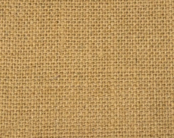 "12oz Natural Burlap by the Yard - 82"" Wide, 100% Jute"