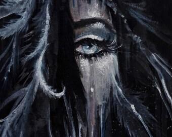 Original Artwork Acrylic Painting