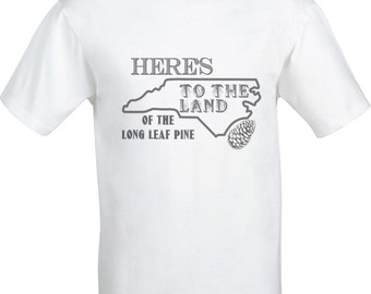 Land of the Long Leaf Pine T-Shirt