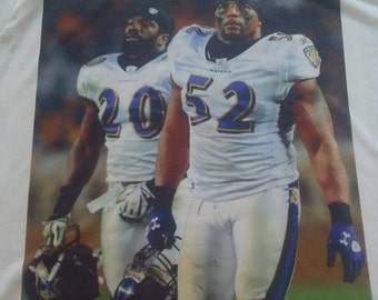 Ed Reed & Ray Lewis Shirt / Short or Long Sleeve