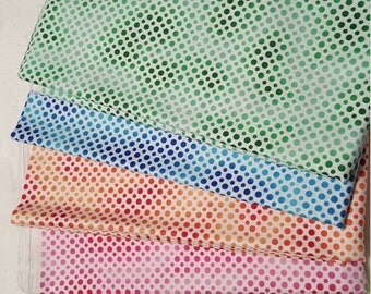 Quilting Treasures Varigated Dots Fabric
