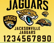 Jacksonville Jaguars Candy Mold