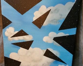 Fractured Sky