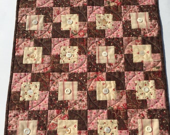 American Girl Doll Quilt or miniature quilt